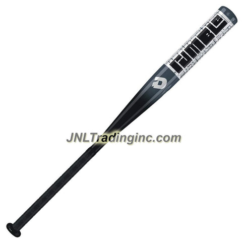 "DeMarini Official Youth Baseball Bat with Shock Diffusion Handle: RUMBLE RML13, 2-1/4"" Diameter,Aluminum Alloy, 1.15 BPF, Weight to Length Ratio: -10, Length/Weigth: 29""/19 oz. (Approved for Play in Little League, Babe Ruth Baseball, Dixie Youth Baseball, and Pony Baseball AABC)"