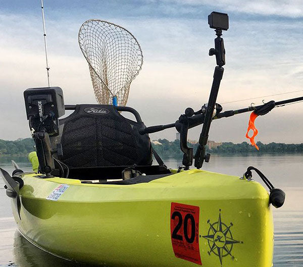 Why The Hobie Compass Was My Top Choice For A Fishing Kayak