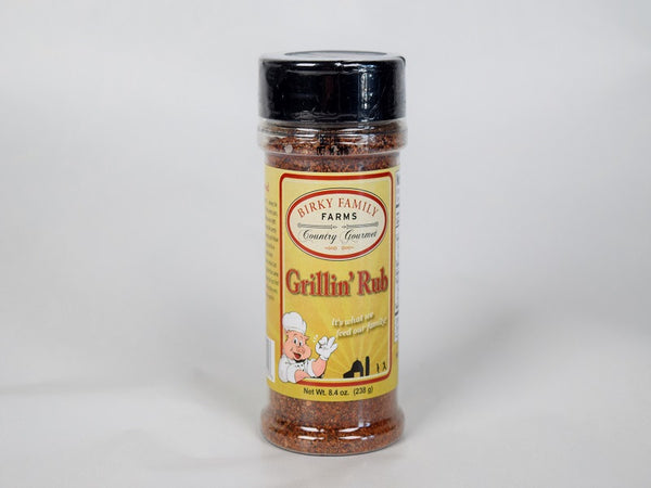 Country Gourmet - Grillin' Rub
