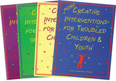 Creative Interventions Set (All 4 Books)