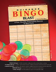 Guidance Bingo Blast (Includes 5 Counseling Games)