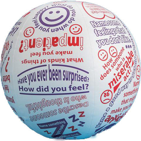 The Emotions Therapy Ball