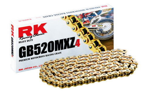 RK MXZ4 Non-O Ring Chain