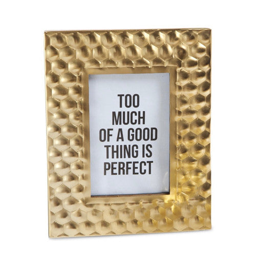 Honeycomb Picture Frame