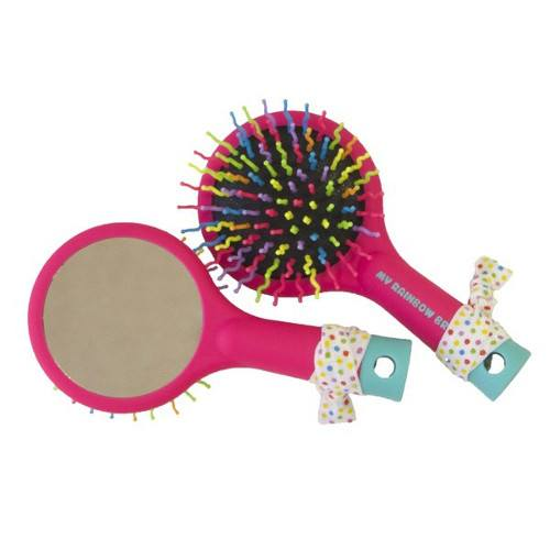 Hair Accessory - My Rainbow Brush - Pink