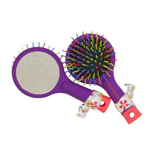 Hair Accessory - My Rainbow Brush - Purple