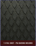 Treadmaster Diamond Pattern - Black