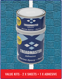 Treadmaster Smooth Pattern Value Kits