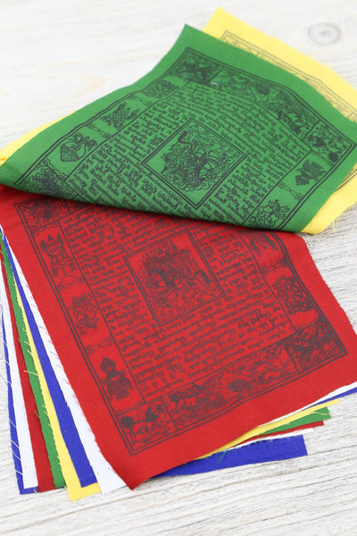 Prayer Flags Default Windhorse Prayer Flags 5 Roll Gift Set pf075