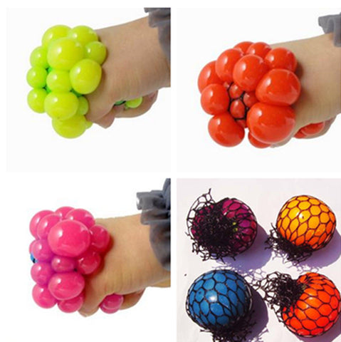 Autism Stress Reliever Ball Mood Squeeze Relief - Free Shipping