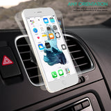 Handsfree Car Phone Mount, Reinforced Universal Car Air Vent Magnetic Cell Phone Holder