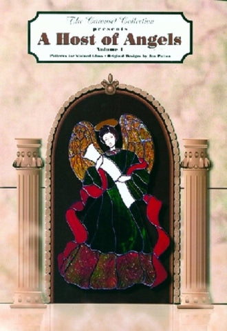 A Host of Angels Vol. 1 Stained Glass Pattern Book Stained Glass Pattern Book