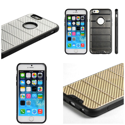 Slim and Protective Grip Case for iPhone 6s and iPhone 6 - 3 Colors