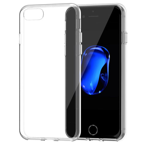 Slim Clear Protective Case for Apple iPhone 7 and Apple iPhone 7 Plus