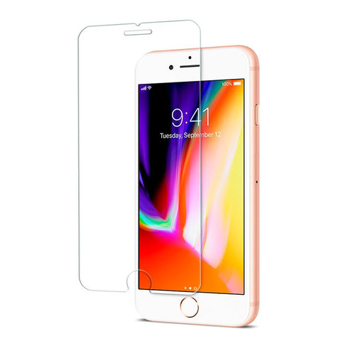 Premium Tempered Glass Screen Protector for Apple iPhone 8 Plus