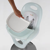 [Boon] Flair Highchair - White/Orange - Gemgem  - 3