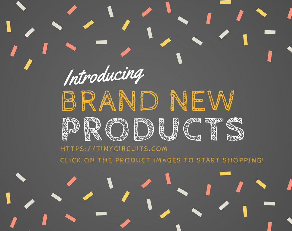 Brand New Products