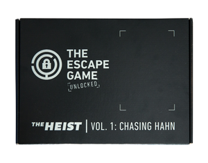 TEG Unlocked: The Heist - Vol. 1: Chasing Hahn
