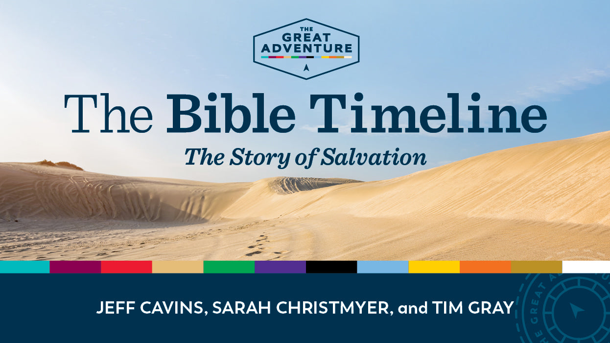 The Bible Timeline: The Story of Salvation