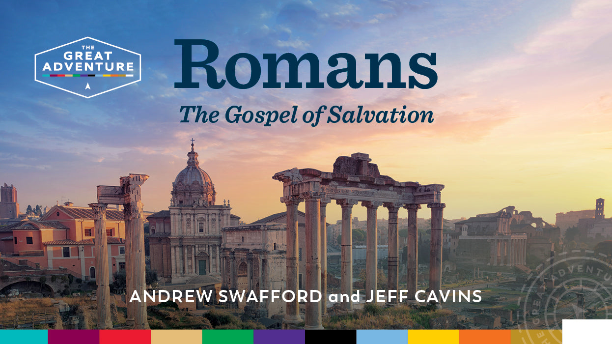 Romans: The Gospel of Salvation Study Program