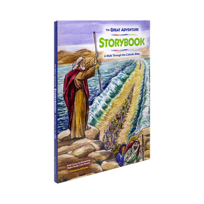 The Great Adventure Storybook