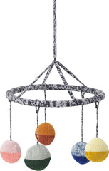 Ferm Living Kids Ball Knitted Hanging Mobile