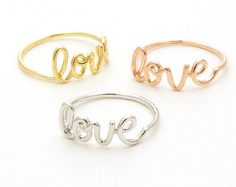 Love Thyself Ring - Sacred Motivation