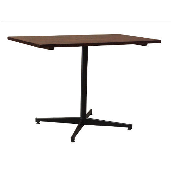 Janu Cafe Table  (DARK) - 110cm x 60cm