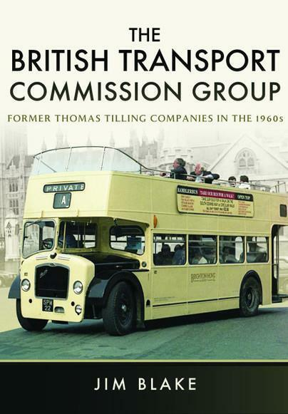 British Transport Commission Group Former Thomas Tilling Companies in 1960s - The Vale of Rheidol Railway