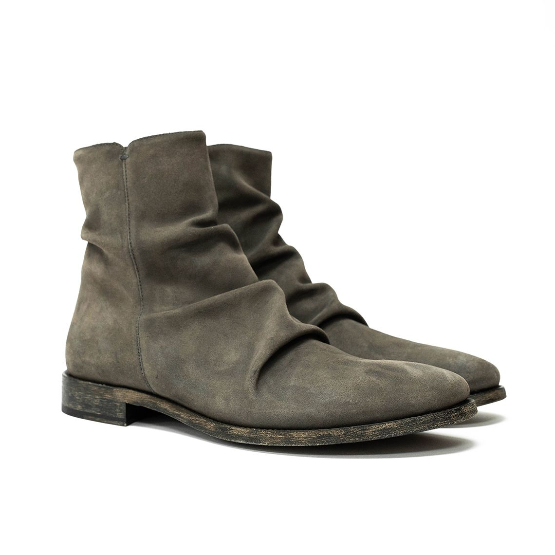 THE WOLF GREY VIENNA BOOTS