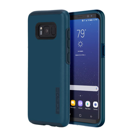 Deep Navy Incipio® DualPro™ Protective Case for Samsung Galaxy S8