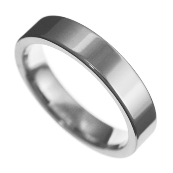 6mm Tungsten Carbide Band Polished Men Women Wedding Ring Size 5-15