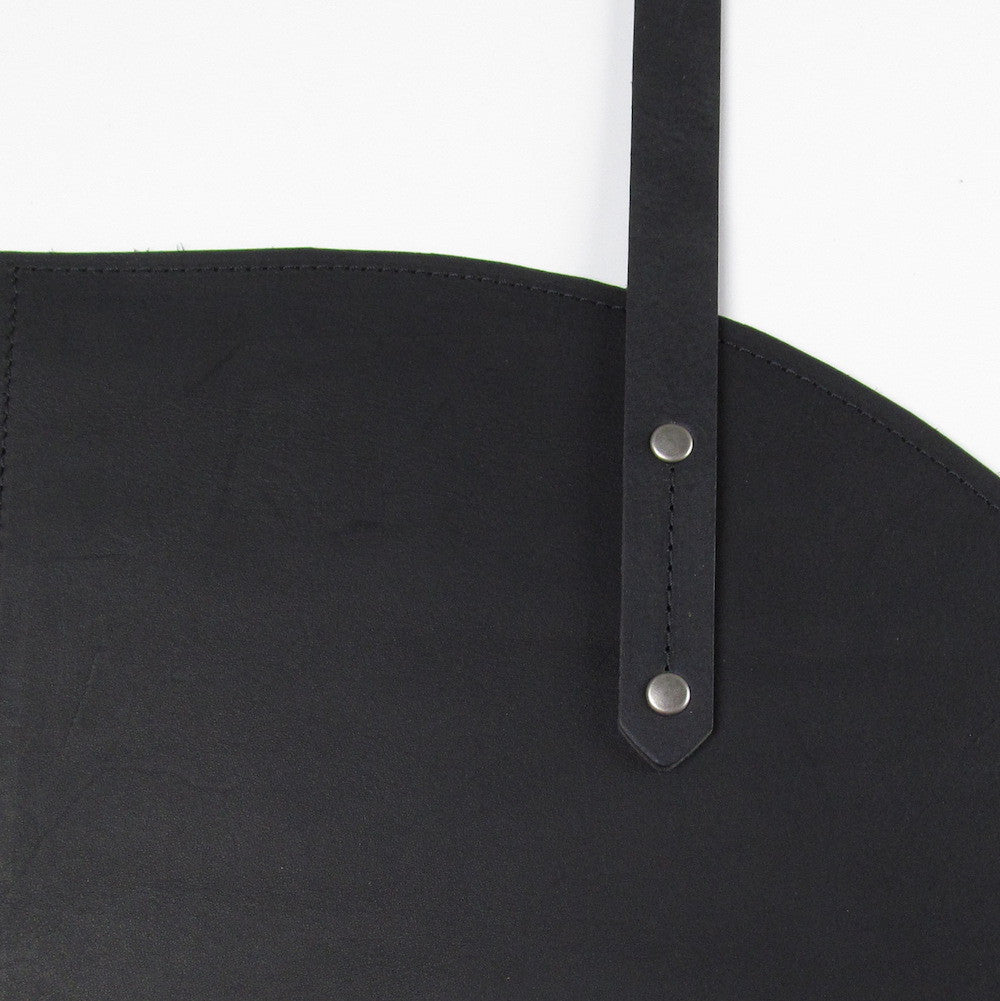 Roundhouse Zip Bag - Coal