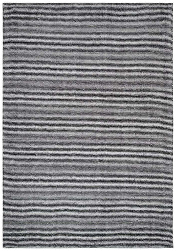 Leni Hand Loomed Cotton Rug Black & White | Free Delivery | Simple Style Co