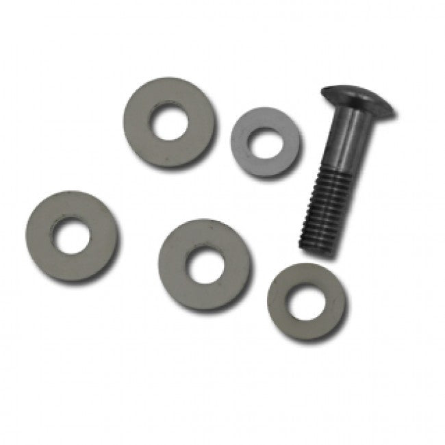 2 Pieces Swivel Thumb Screws With Washers