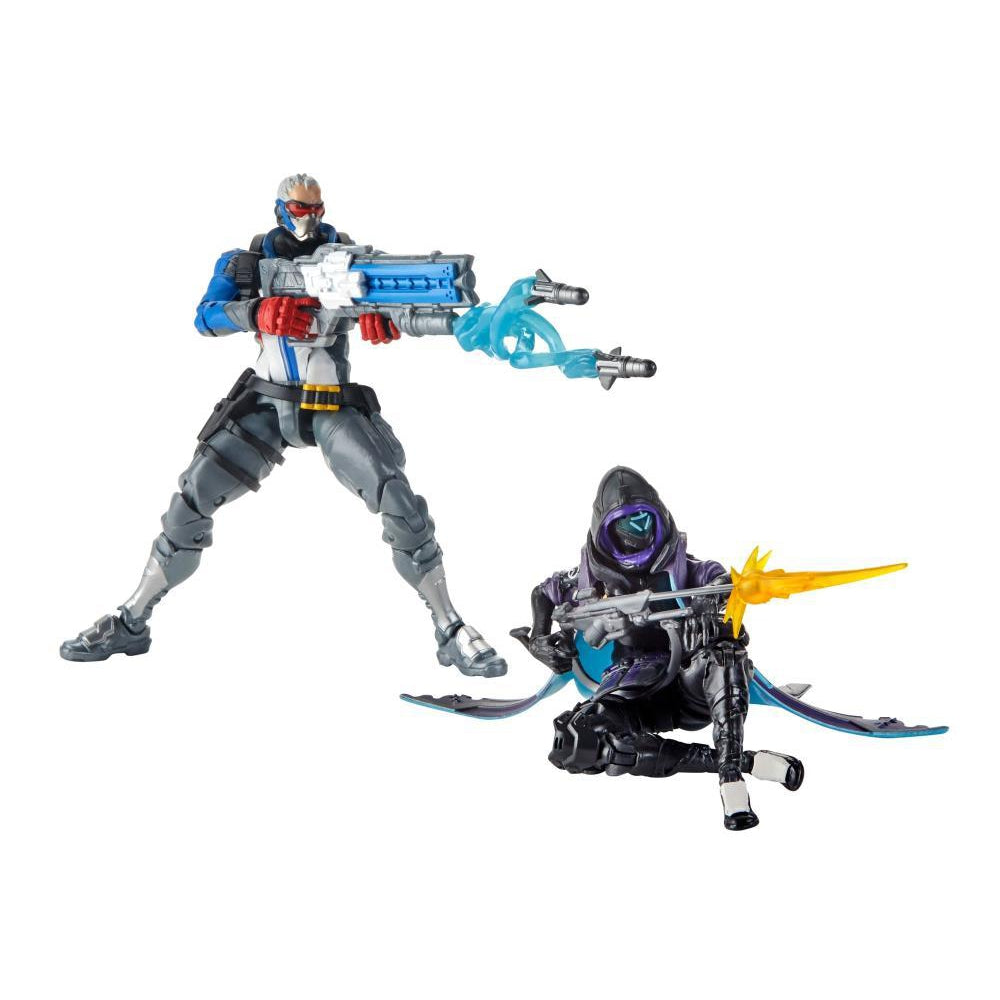 Overwatch Ultimates Ana and Solider Two Pack Action Figures