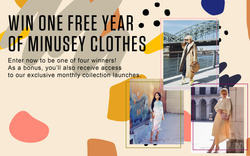MINUSEY CAPSULE COLLECTION