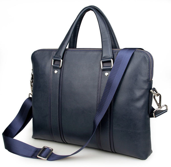 Mens Leather Laptop Messenger Bag Men Leather Bags Side Bags For Mens 7325