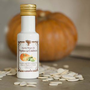Pumpkin Seed Oil 100ml (First cold pressed of lightly Roasted Pumpkin Seeds)