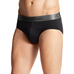 Calvin Klein Men's Dual Tone Hip Brief