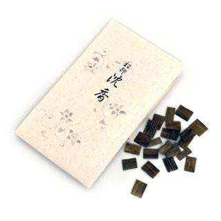 Agarwood (Aloeswood) Wood Chips Jinkoh - Matsu CoolHatcher at TheArtOfLiving.Earth