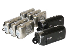 HD Video Camera Hire Packages