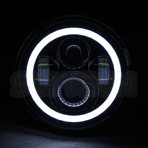 "Image of  Sui-Projector | 7"" LED Headlights, LED, SuiTech, SUITECH - SUITECH"