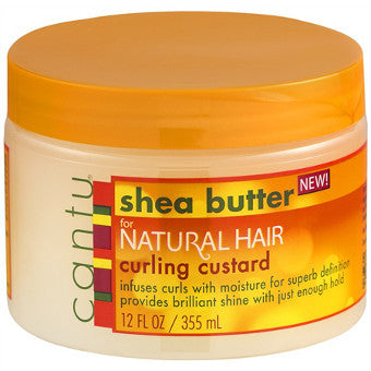 Cantu Shea Butter - for Natural Hair - Curling Custard