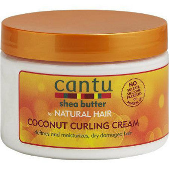 Cantu Shea Butter - for Natural Hair - Coconut Curling Cream