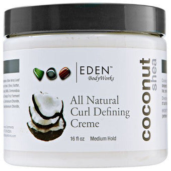 Eden BodyWorks - All Natural Coconut Shea Curl Defining Cream