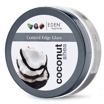 Eden BodyWorks - All Natural Coconut Shea CONTROL EDGE GLAZE