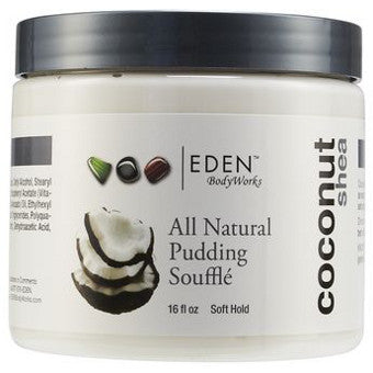 Eden BodyWorks - All Natural Coconut Shea Pudding Souffle