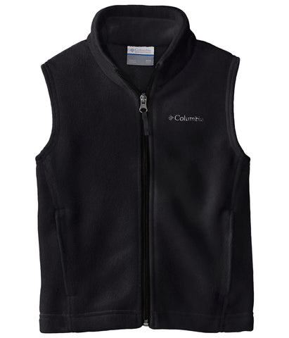 Kids Columbia Fleece Vest -Shop Bennetts Clothing for Columbia to fit the entire family