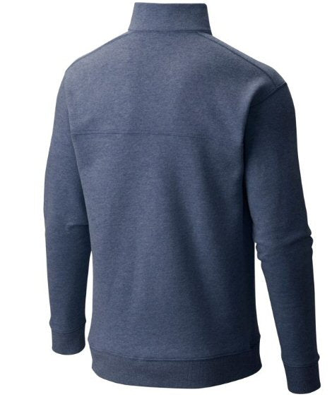 Columbia Sportswear Men's Hart Mountain II Half Zip Pullover-Carbon Heather